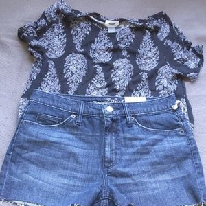 Adorable outfit! Old Navy & Universal Thread
